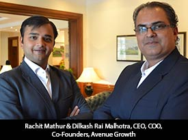 thesiliconreview-rachit-mathur-cofounder-ceo-dilkash-rai-malhotra-cofounder-coo-avenue-growth-2017