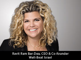 thesiliconreview-ravit-ram-bar-dea-ceo-cofounder-wellbeat-israel-2019