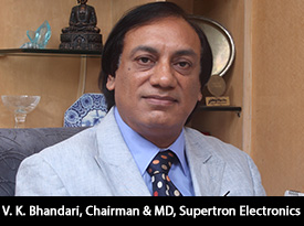 silicon-review-v-k-bhandari-supertron-electronics