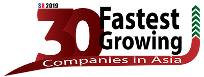 30 Fastest Growing Companies in Asia 2019