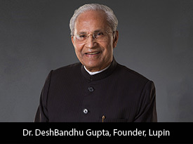 Dr. DeshBandhu Gupta's Lupin- Aplace where pharmaceutical-based innovation meets a milestone