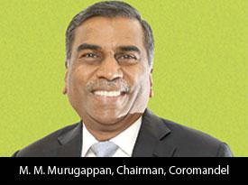 Growing the Second Largest Phosphatic Fertilizer Company - Mr. M. M. Murugappan, Chairman, Coromandel