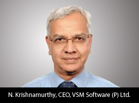 VSM Software (P) Ltd. Led by N. Krishnamurthy, Providing one-stop comprehensive business solutions in the field of Pharmaceuticals