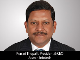 Jasmin Infotech led by Prasad Thupalli- Forerunner in the field of networking and industrial automation domains
