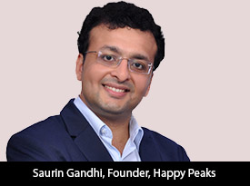 thesiliconreview-saurin-gandhi-founder-happy-peaks-2017